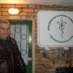 """Ulaz u udruženje za klasičnu homeopatiju """"Boenninghausen"""""""